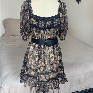 ❤️Free People Floral Dress❤️
